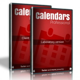 Calendars Professional 2017 Win-Mac LAB