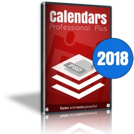 Calendars Plus 2018 Full Win-Mac