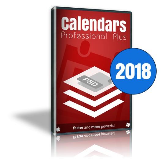 Calendars Plus 2018 Full Win-Mac