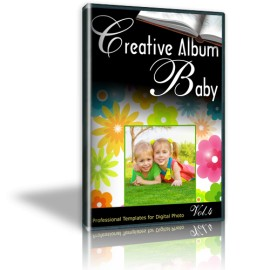 Creative Album Baby Vol. 4