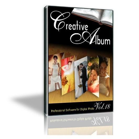 Creative Album Vol.18