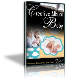 Creative Album Baby Vol. 5
