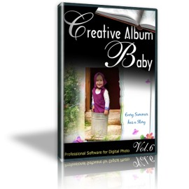 Creative Album Baby Vol. 6
