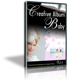 Creative Album Baby Vol. 8
