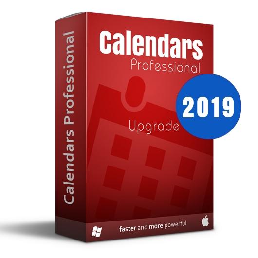 Calendar Design Software For Mac : Calendars pro win mac upgrade spc international