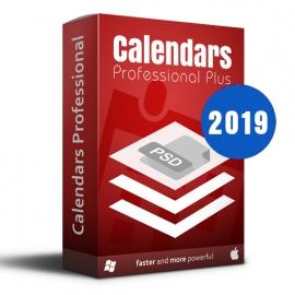 Calendars Plus 2019 Full Win-Mac