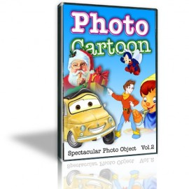 Photo Cartoon Vol. 2