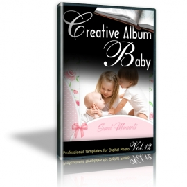 Creative Album Baby Vol. 12