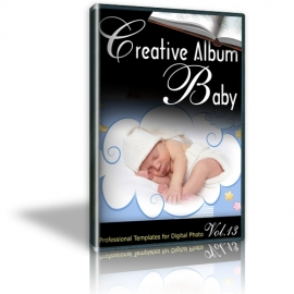 Creative Album Baby Vol. 13