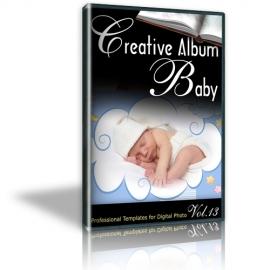 Creative Album Baby Vol. 13