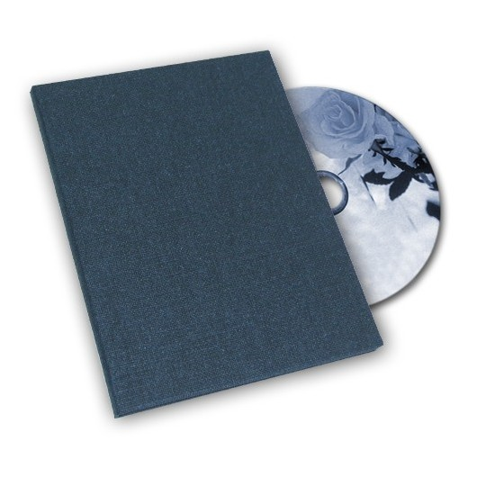 Blue Canvas DVD Box