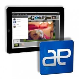 Album Express Mobile iPad