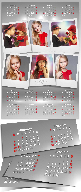 Annual Calendar 001
