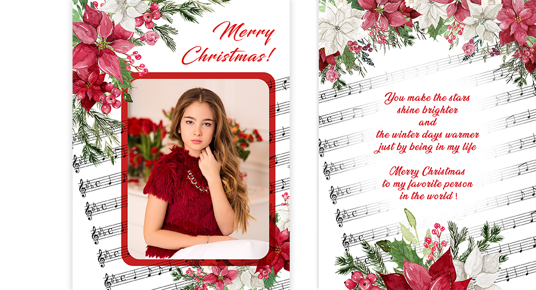 Chrismas Greeting Card