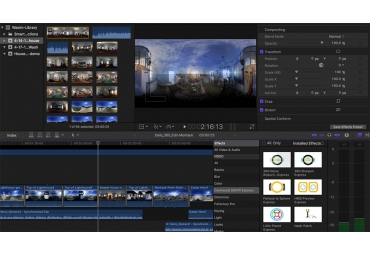 Come installare i preset LUT in Final Cut Pro X