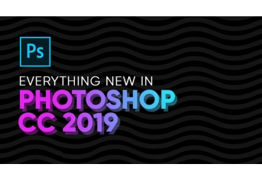 Everything new in Photoshop CC 2019