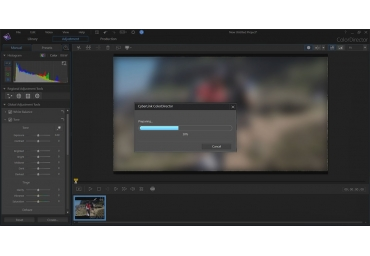 How to install LUT presets into CyberLink ColorDirector
