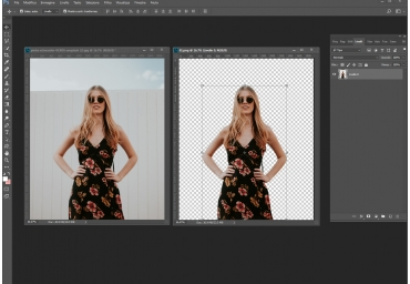 How to Remove the Background of an Image in Photoshop