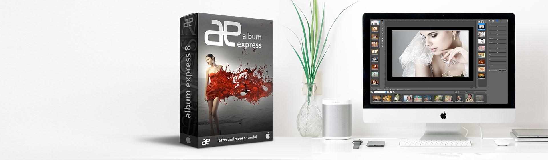 Album Express 8